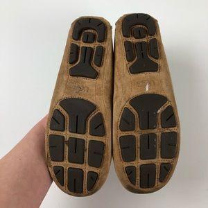 UGG Shoes - Ugg Bow Moccasin Slipper Cognac/Brown 5.5